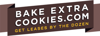 Bake Extra Cookies - Get leases by the dozen